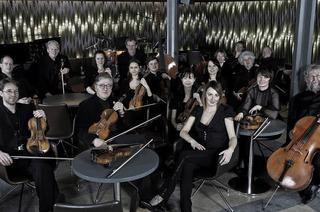 Das Stuttgarter Kammerorchester in der Oberrheinhalle