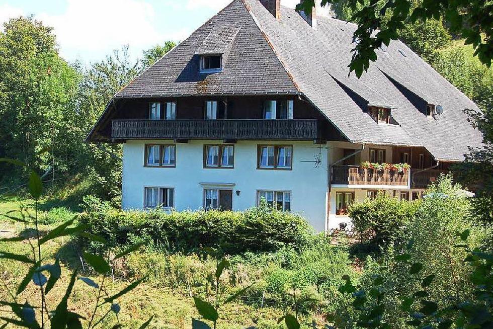 Wuspenhof - Glottertal