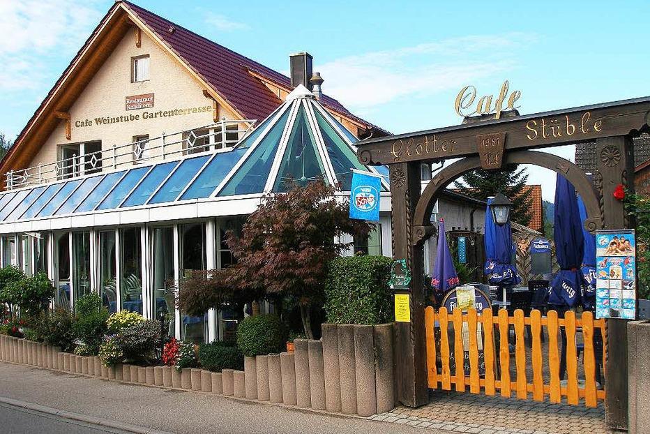 Café Glotterstüble - Glottertal