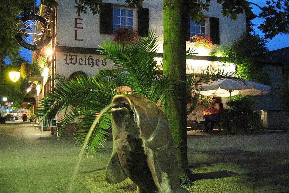 Hotel-Restaurant Wei�es Kreuz - Neuenburg am Rhein