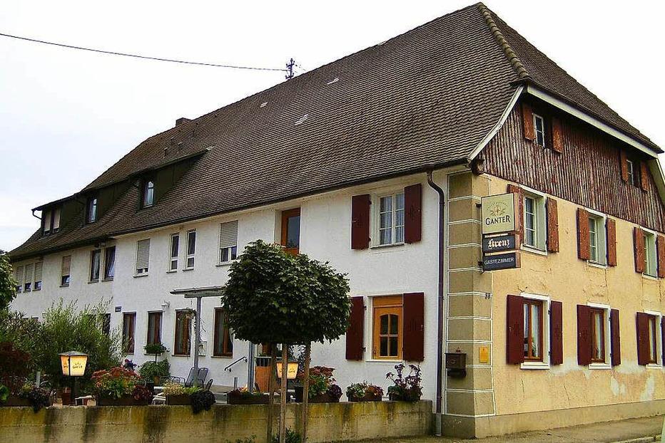 Gasthaus Kreuz (Grißheim) - Neuenburg am Rhein