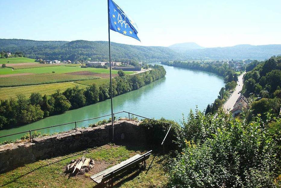 Burgruine Hauenstein - Laufenburg (Baden)