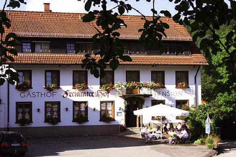 Gasthaus Frei�mter Hof: Bierhaase Schiere - Freiamt