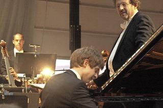Philharmonie Baden-Baden in Grafenhausen-Rothaus/Werkeinf�hrung mit dem Pianisten Alexej Gorlatch