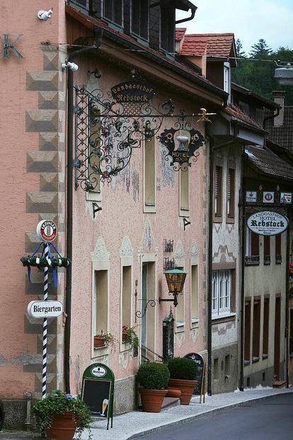 Gasthaus Rebstock - Stühlingen