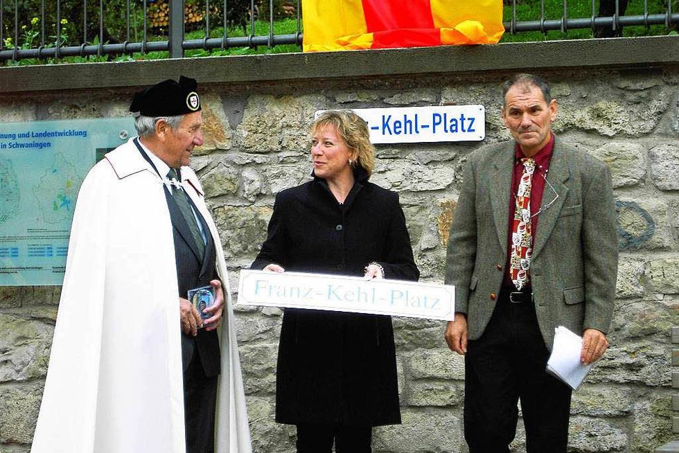 Franz-Kehl-Platz - Stühlingen