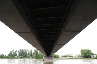 Europabrücke Kehl-Straßburg