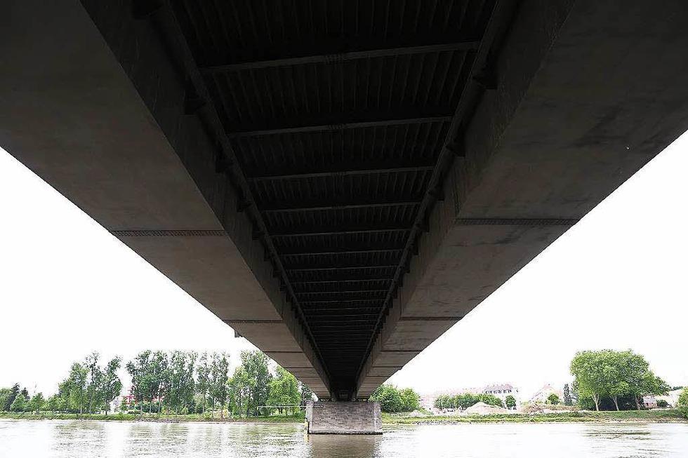Europabrücke Kehl-Straßburg - Kehl