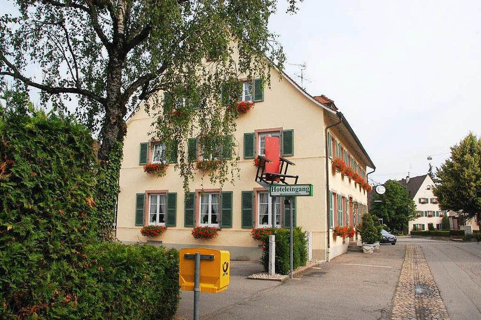 Landgasthof Rebstock (Haltingen) - Weil am Rhein