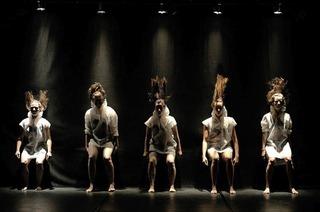 """""""Tanz vor Ort"""" findet an f�nf Orten mit mehr als 50 T�nzerinnen und T�nzern statt"""