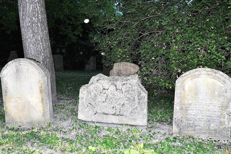 Jüdischer Friedhof - Breisach