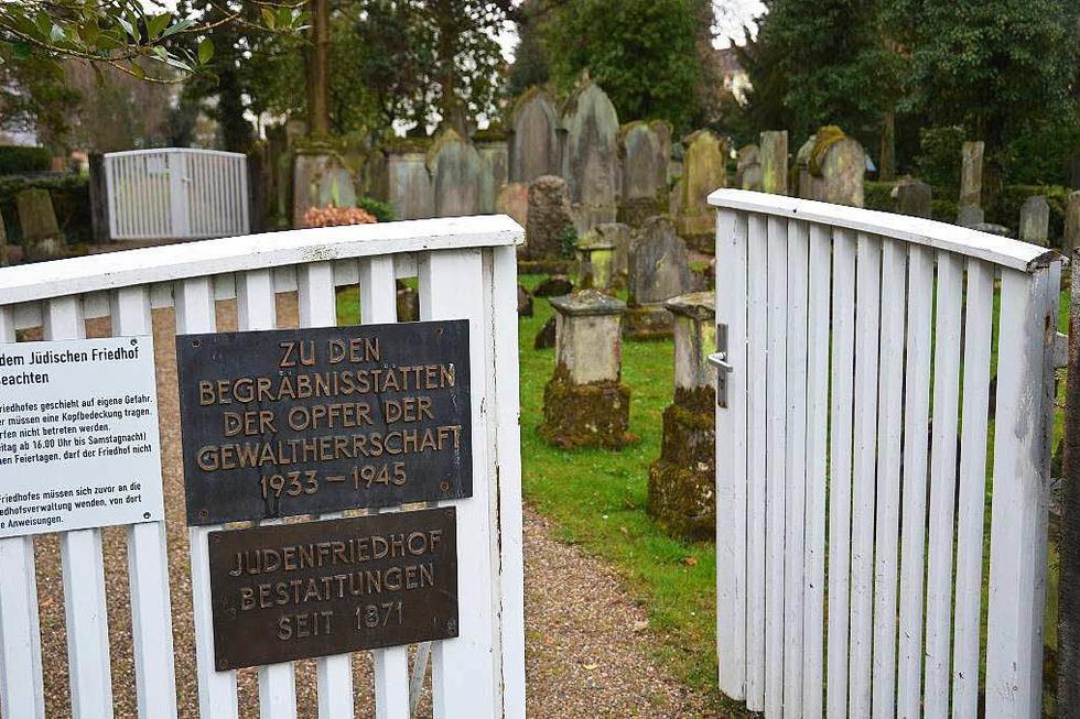 Jüdischer Friedhof - Offenburg