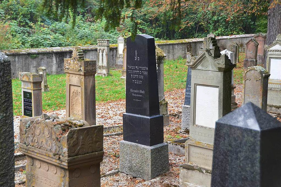 Jüdischer Friedhof - Efringen-Kirchen