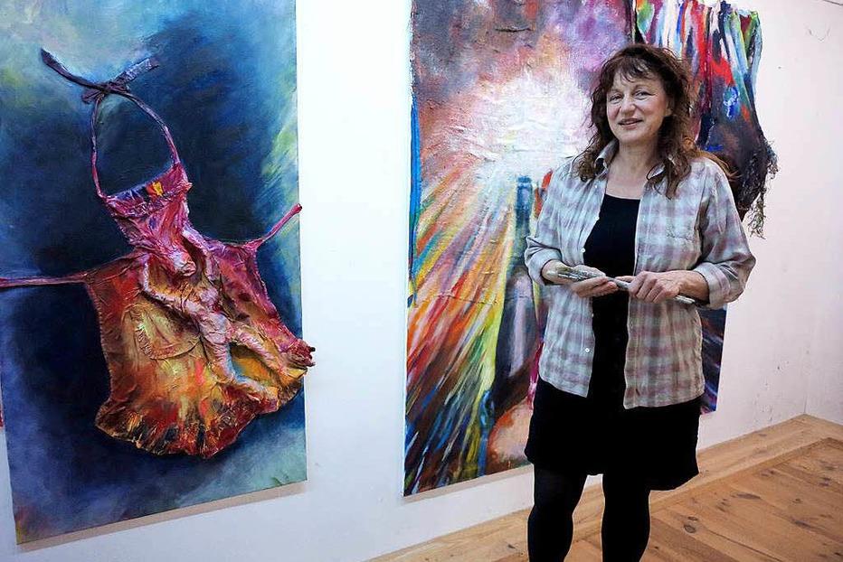 Andrea Gawaz Malerei (Atelier Muggart) - Müllheim