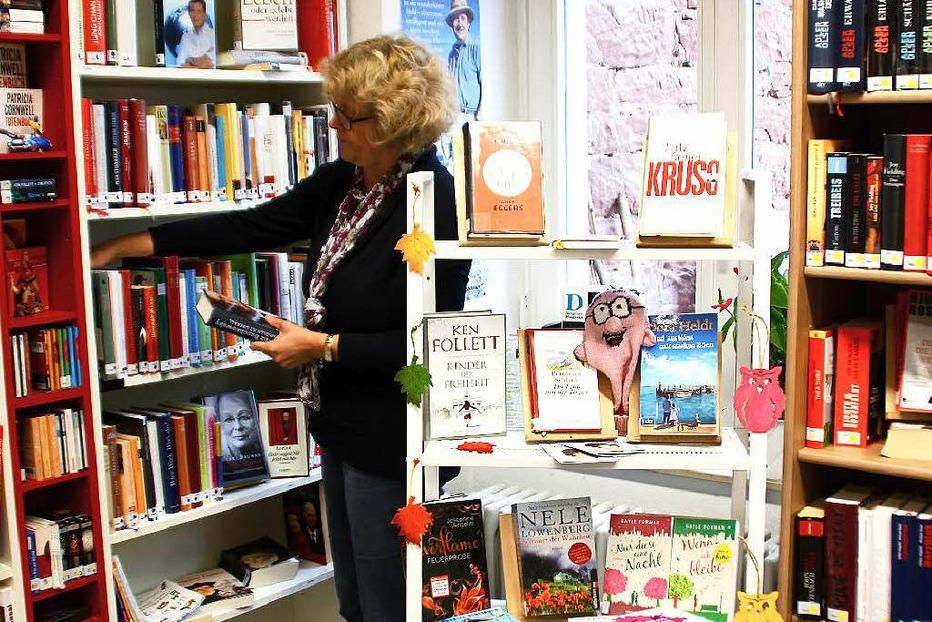 Bücherei - Kippenheim