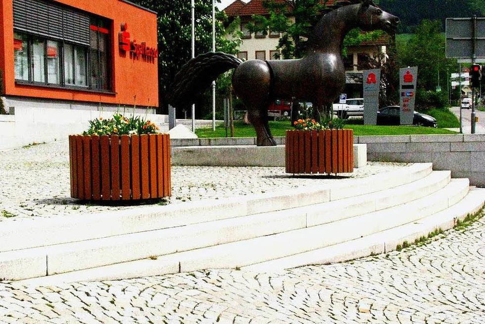 Rathausplatz - Münstertal