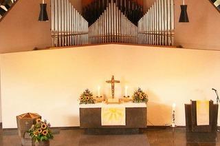 Evang. Kirche Paul-Gerhardt-Gemeinde (Kollnau)