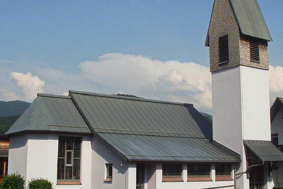 Ev. Johanneskirche - Elzach