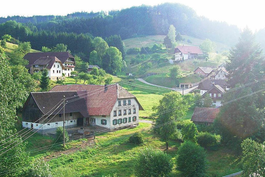 Ortsteil Katzenmoos - Elzach