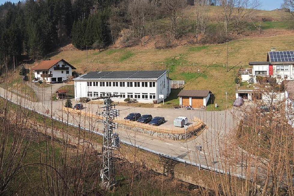 Altes Schul- und Rathaus Katzenmoos - Elzach