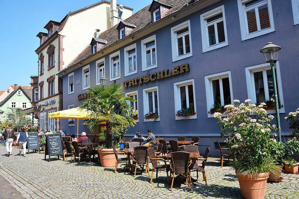 Gasthaus Tritschler - Offenburg