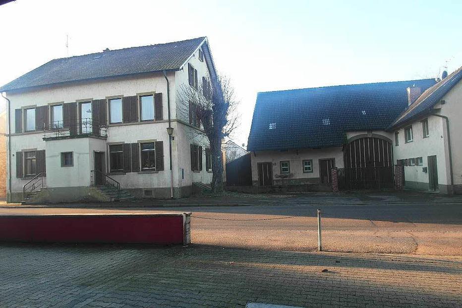 Gasthaus Hellstern Biengen (geschlossen) - Bad Krozingen