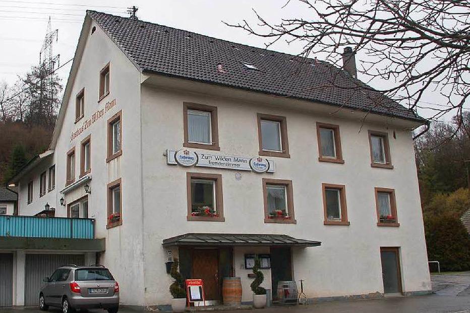 Gasthaus Zum Wilden Mann (Eichsel) - Rheinfelden
