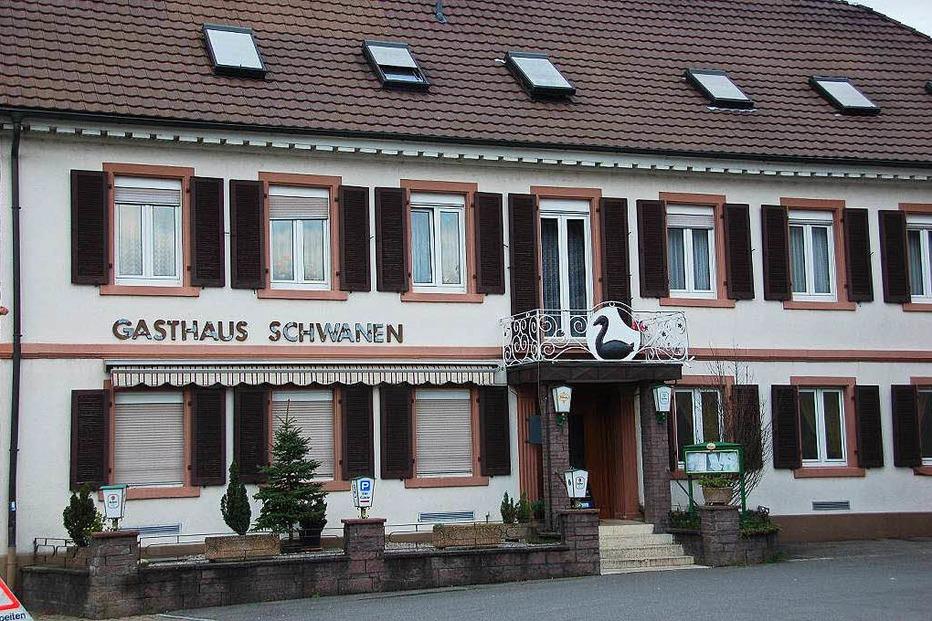 Gasthaus Schwanen - Binzen