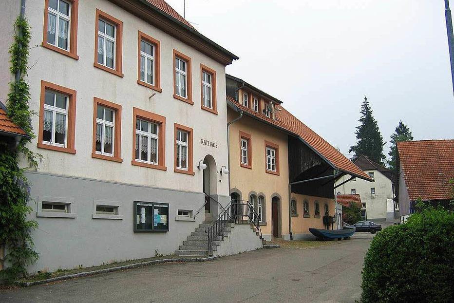 Rathaus Eichen - Schopfheim