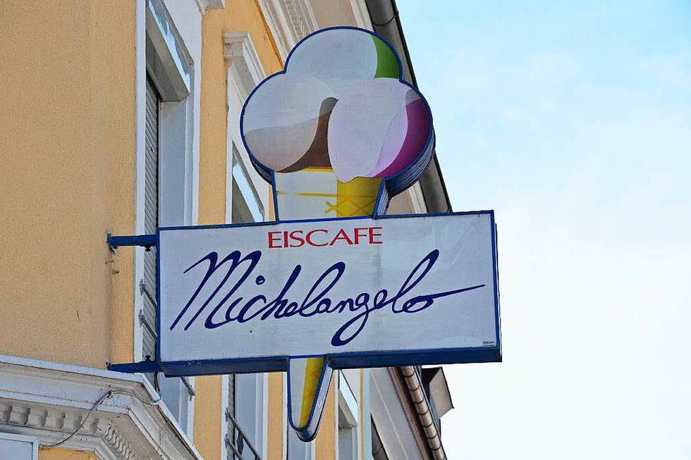 Eiscafé Michelangelo - Lörrach