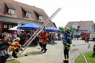 Feuerwehrger�tehaus