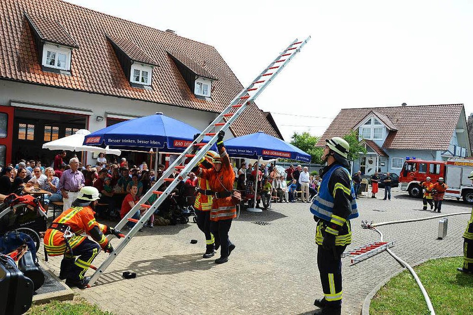 Feuerwehrgerätehaus - Sasbach