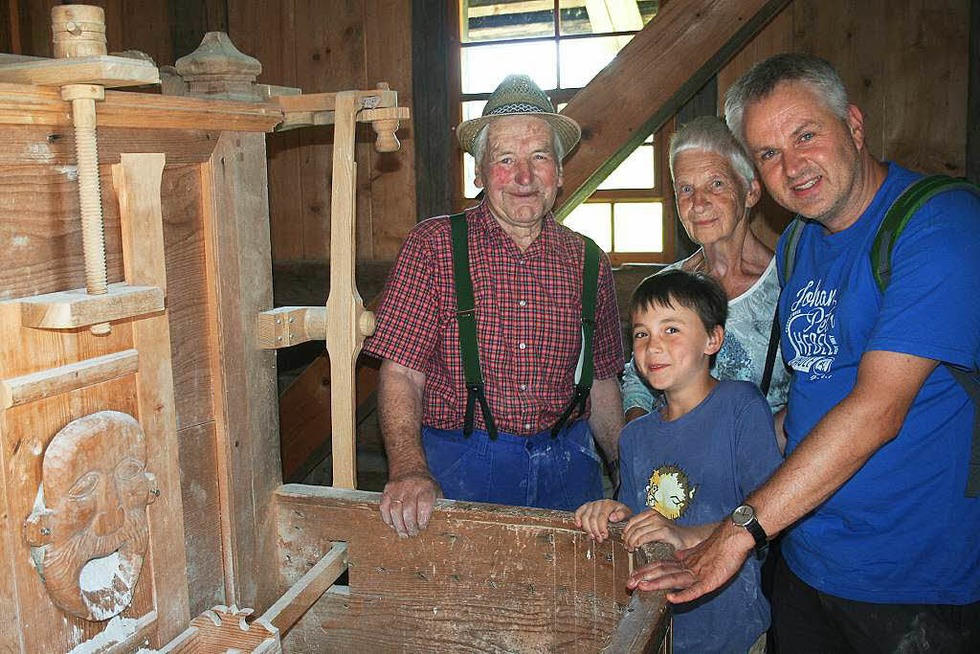 Jockeleshofmühle - Hinterzarten
