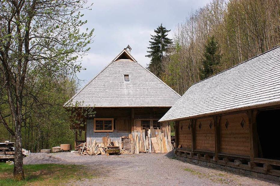Moserhofmühle - Breitnau