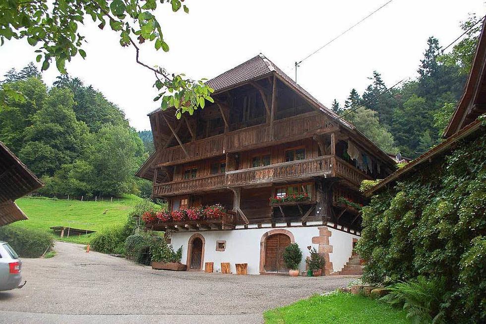 Oberer Schwärzenbachhof (Reichenbach) - Gengenbach