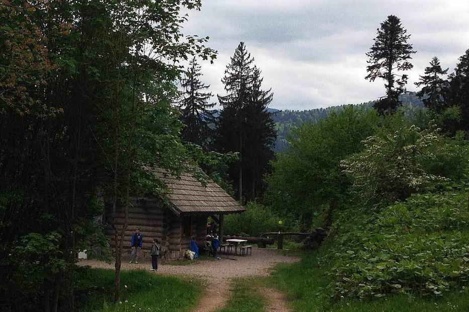 Ottilienhütte - Freiburg