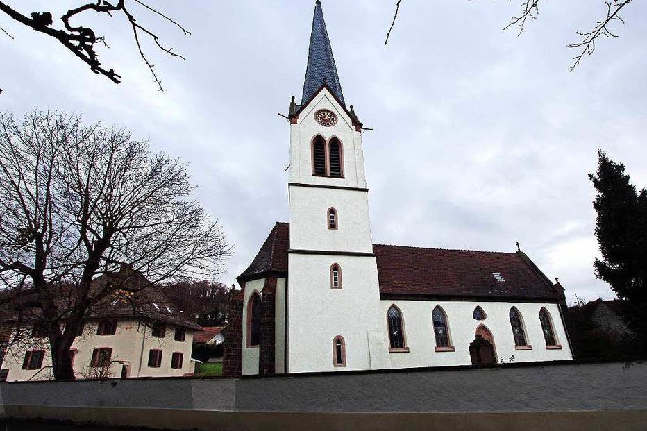 Ev. Kirche Bickensohl - Vogtsburg