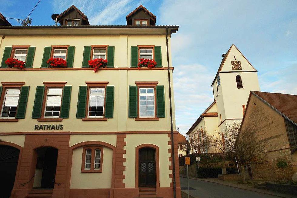Rathaus Mappach - Efringen-Kirchen