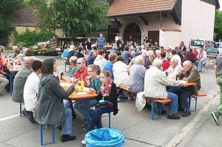 Blumenplatz Mappach