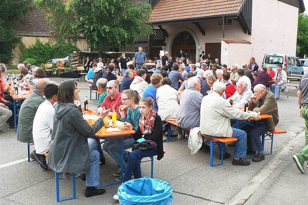 Blumenplatz Mappach - Efringen-Kirchen