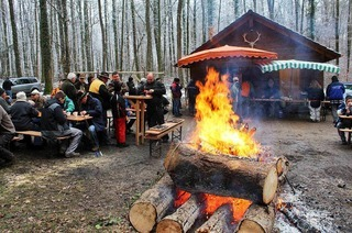 Jagdhütte (Kandernerweg Mappach)