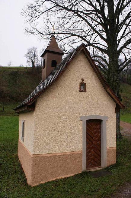 Gallihofkapelle (Unteribental) - Buchenbach