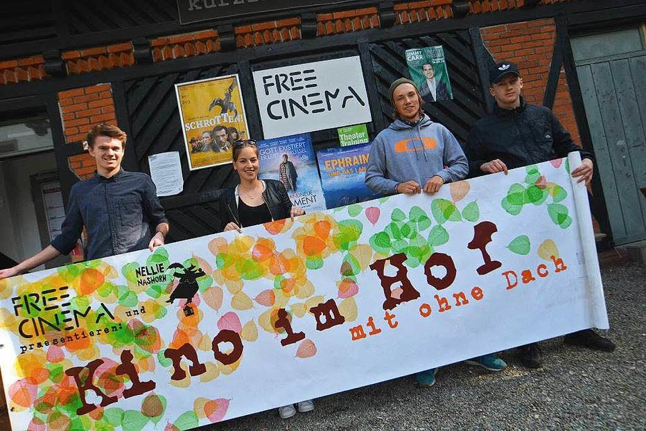 Free Cinema veranstaltet Hof-Kino im Doppelpack - Badische Zeitung TICKET