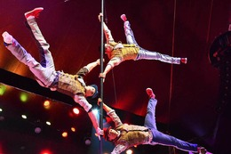 Foto: Internationales Circus Festival Young Stage in Basel