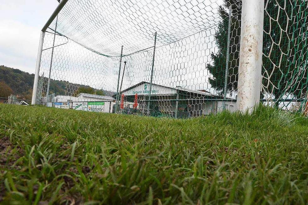 Vereinsheim SV Nollingen - Rheinfelden