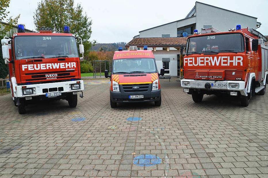 Feuerwehrhaus Nollingen - Rheinfelden