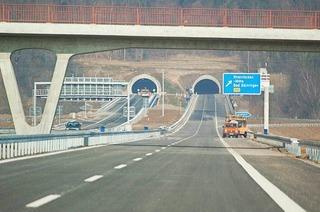 Tunnel am Nollinger Berg