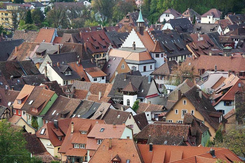 Historische Altstadt - Staufen