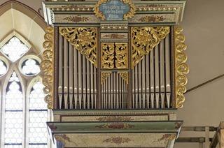 Orgelwanderung an Fronleichnam - nach St. Ilgen, Laufen und Sulzburg