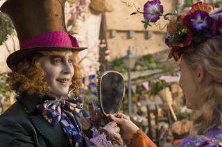 "Mia Wasikowska �ber ""Alice im Wunderland"" – und Johnny Depp"